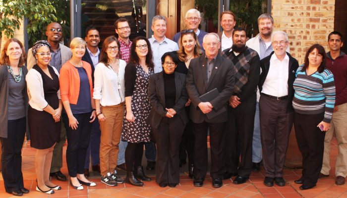 Joburg meeting TB Sequel Project - Research, Capacity Development, Networking
