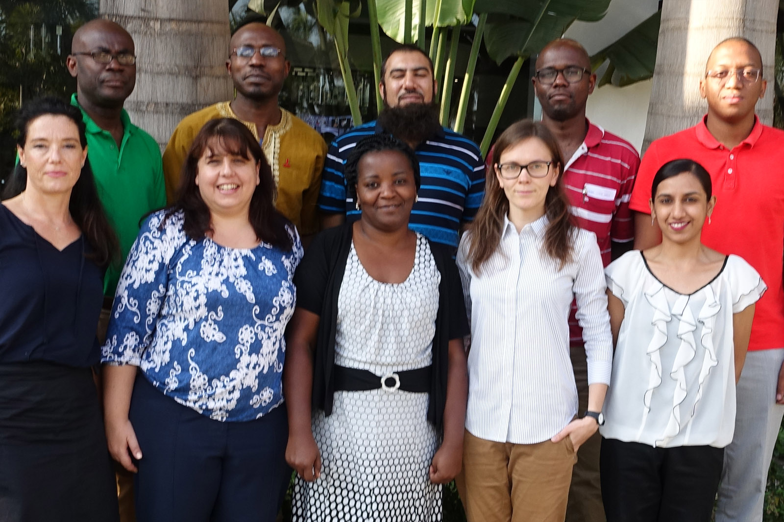 Lusaka meeting TB Sequel Project - Research, Capacity Development, Networking