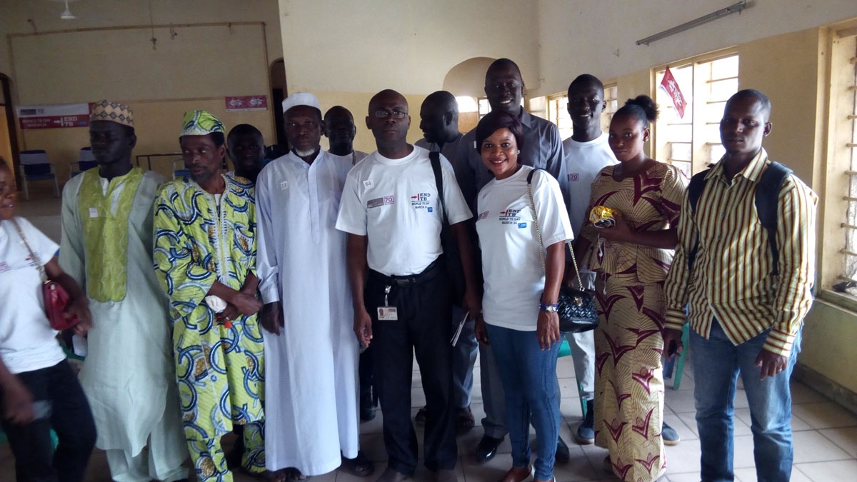 world-tb-day-gambia TB Sequel Project - Research, Capacity Development, Networking